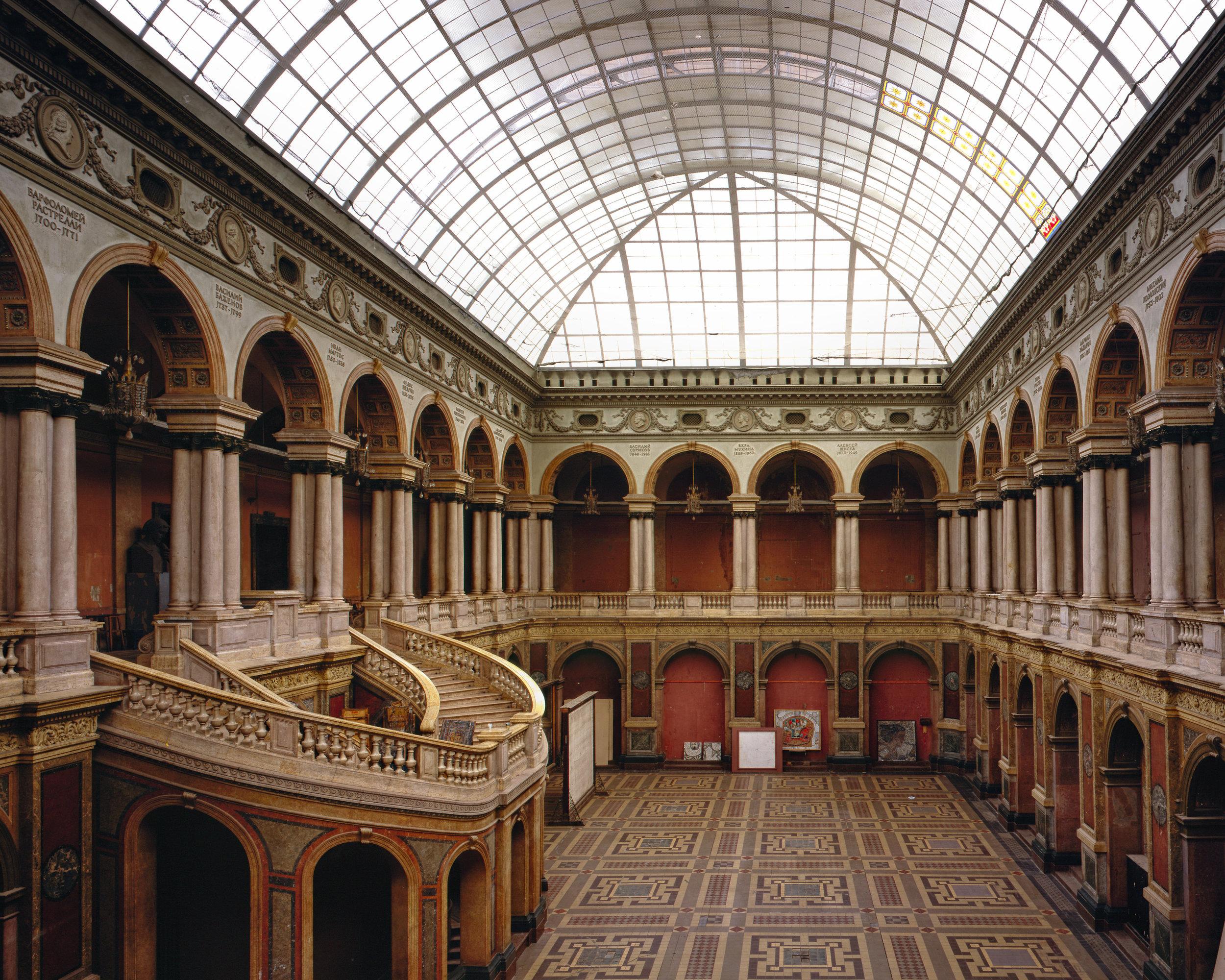 Académie Stieglitz - Saint Petersbourg 2008