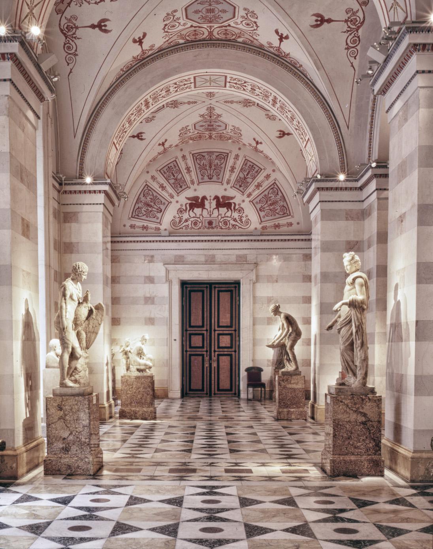 Galerie de l'Histoire de la Peinture Ancienne, Musée de l'Ermitage - Saint-Pétersbourg 2008