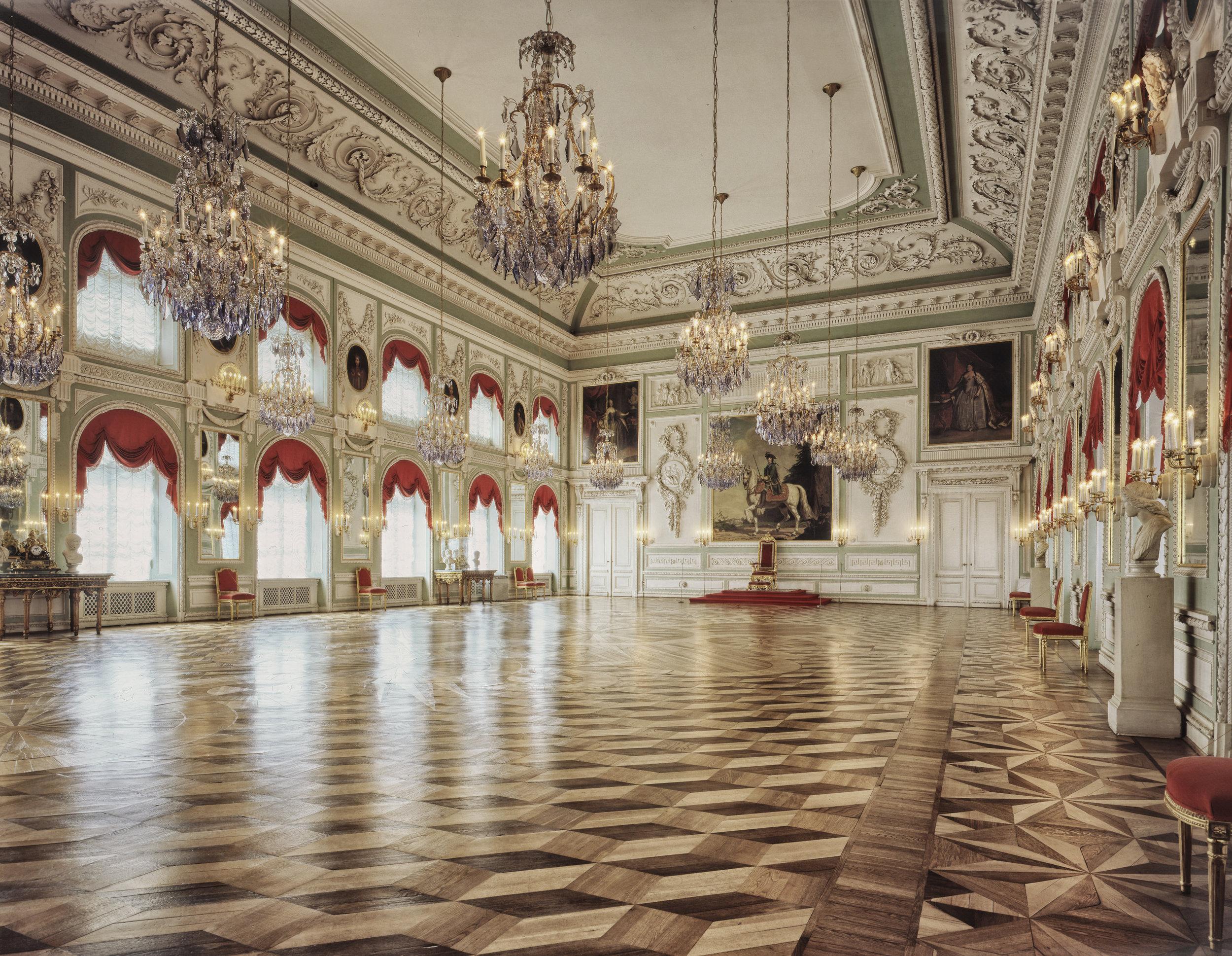 Salle du Trone - Peterhof 2008