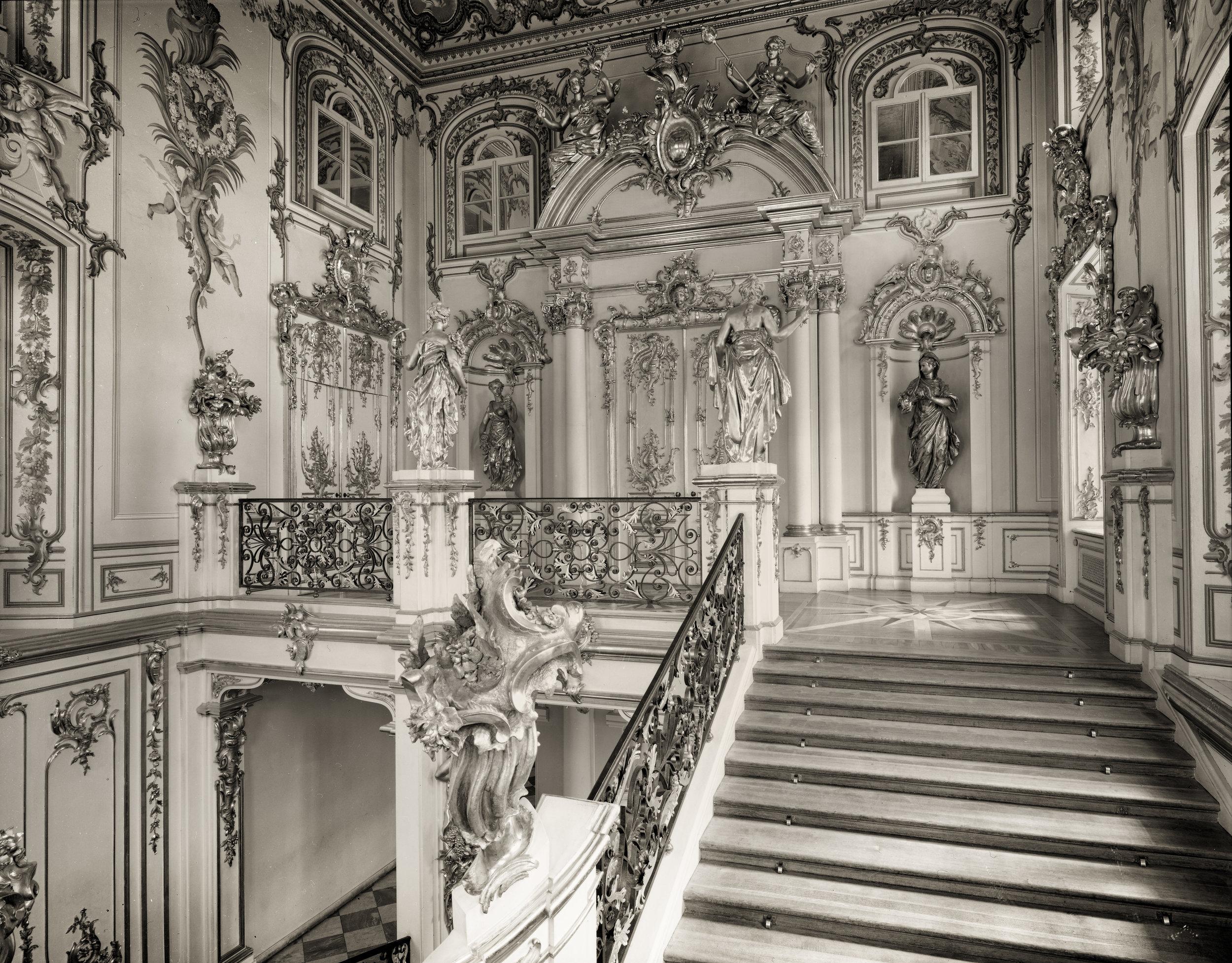 Grand Escalier, Palais de Peterhof 2008