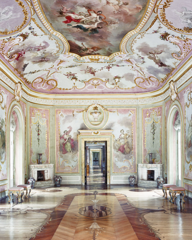 Pink Hall, Chenese Palace - Oranienbaum, Russia (1995)