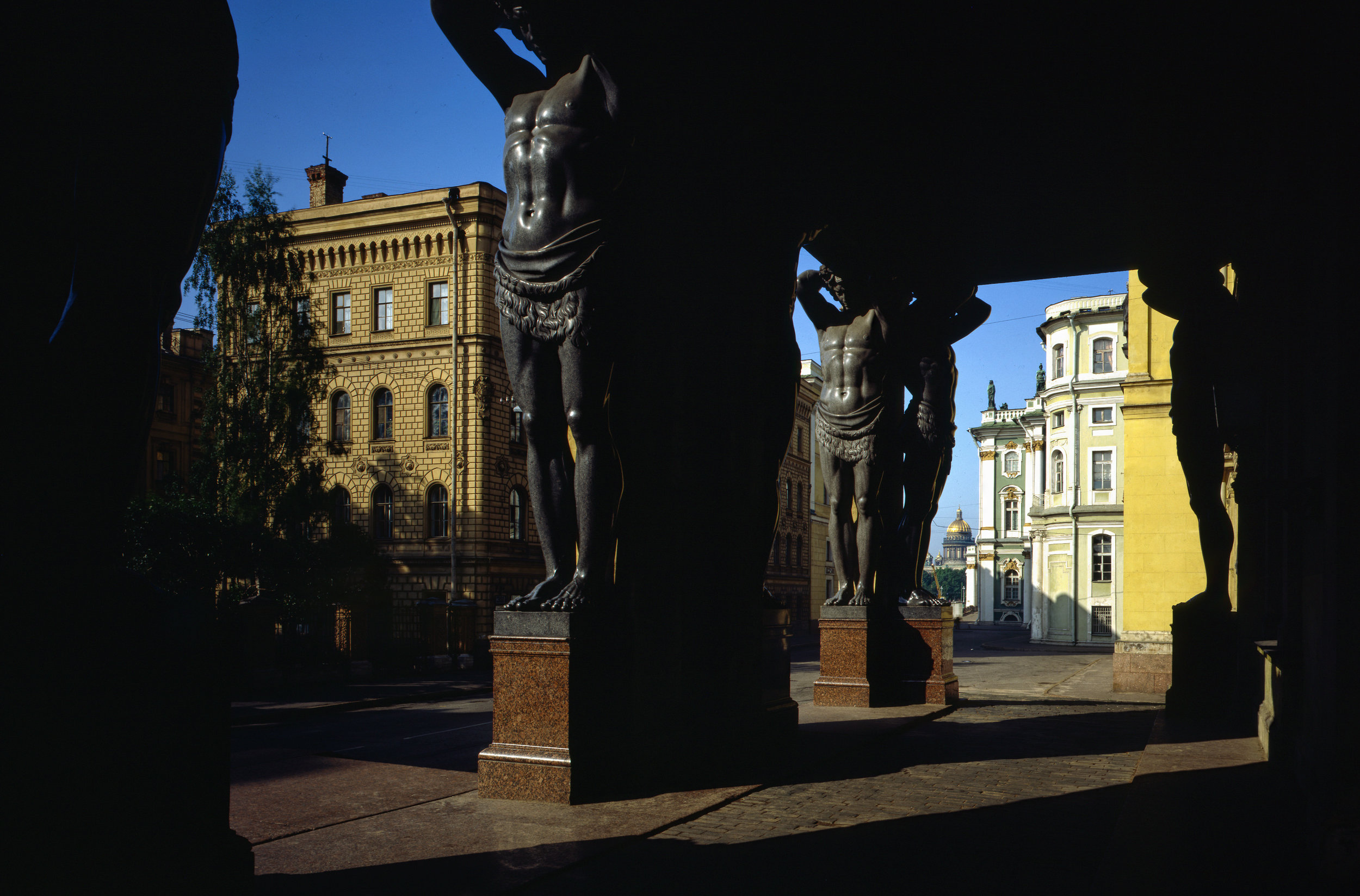 Statues - St. Petersburg, Russia