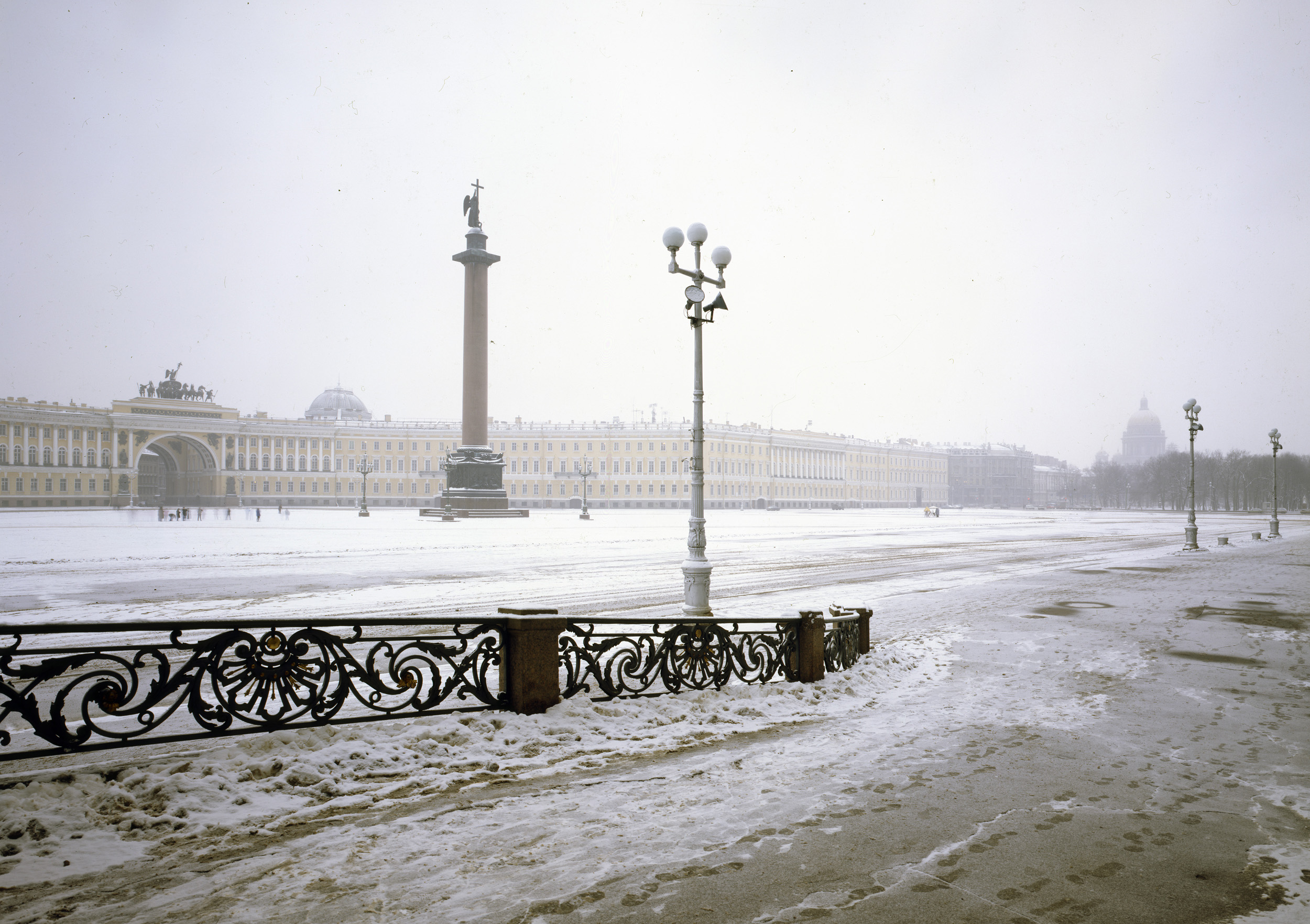 Palace Square - Saint Petersburg