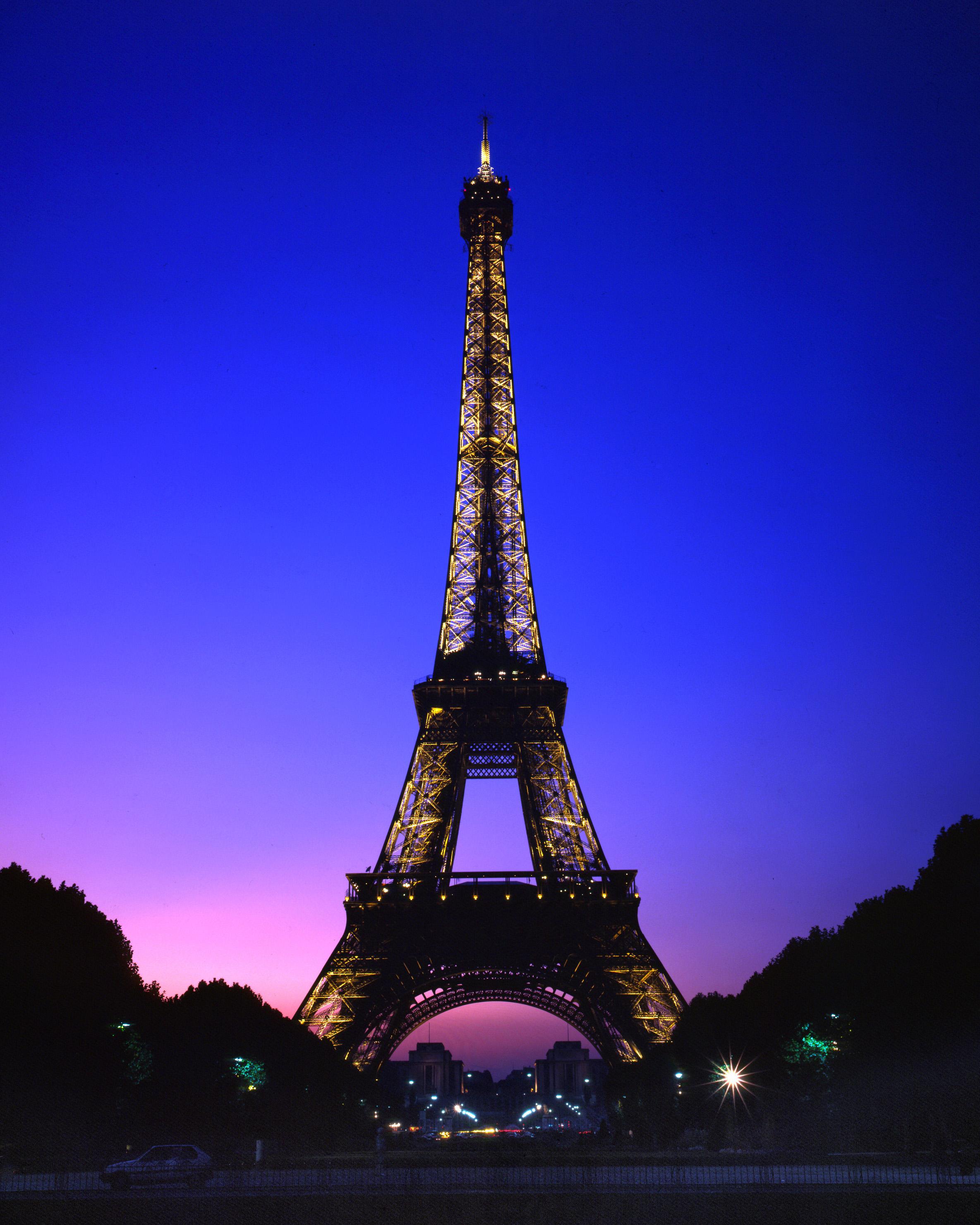Tour Eiffel V - Paris (2002)