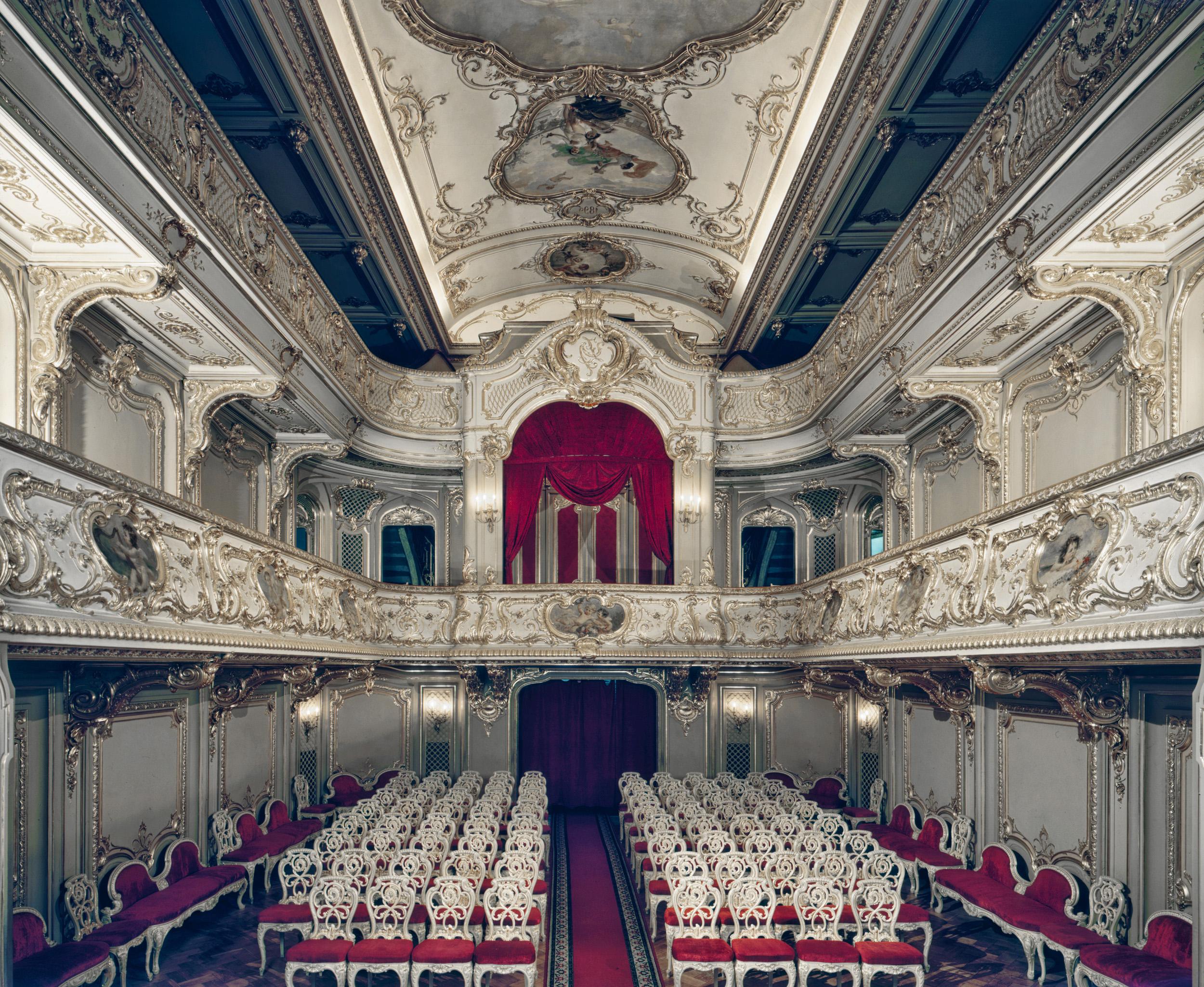 Youssoupov Palace Theatre - Saint-Petersburg , Russia (1995)