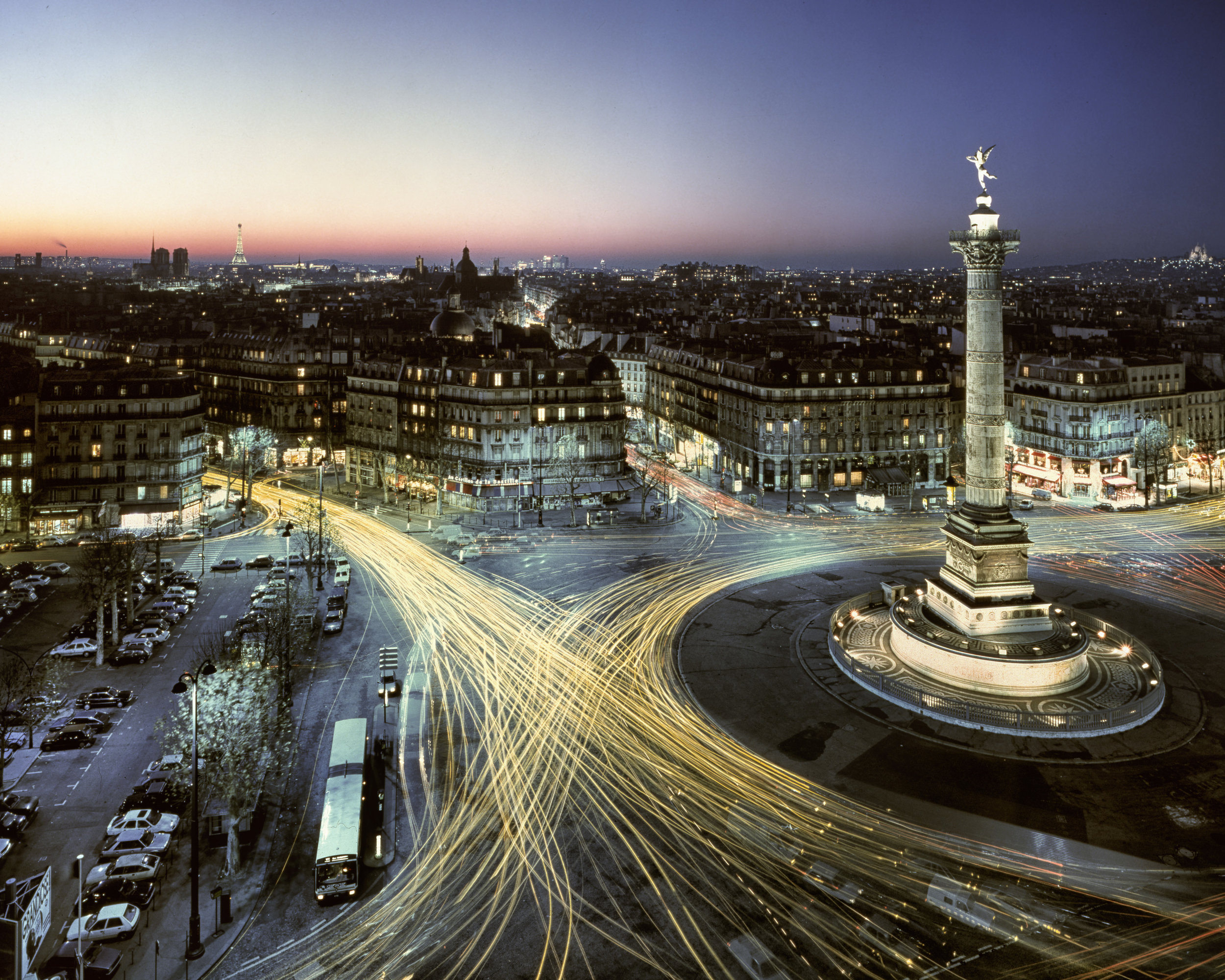 Place de la Bastille - Paris
