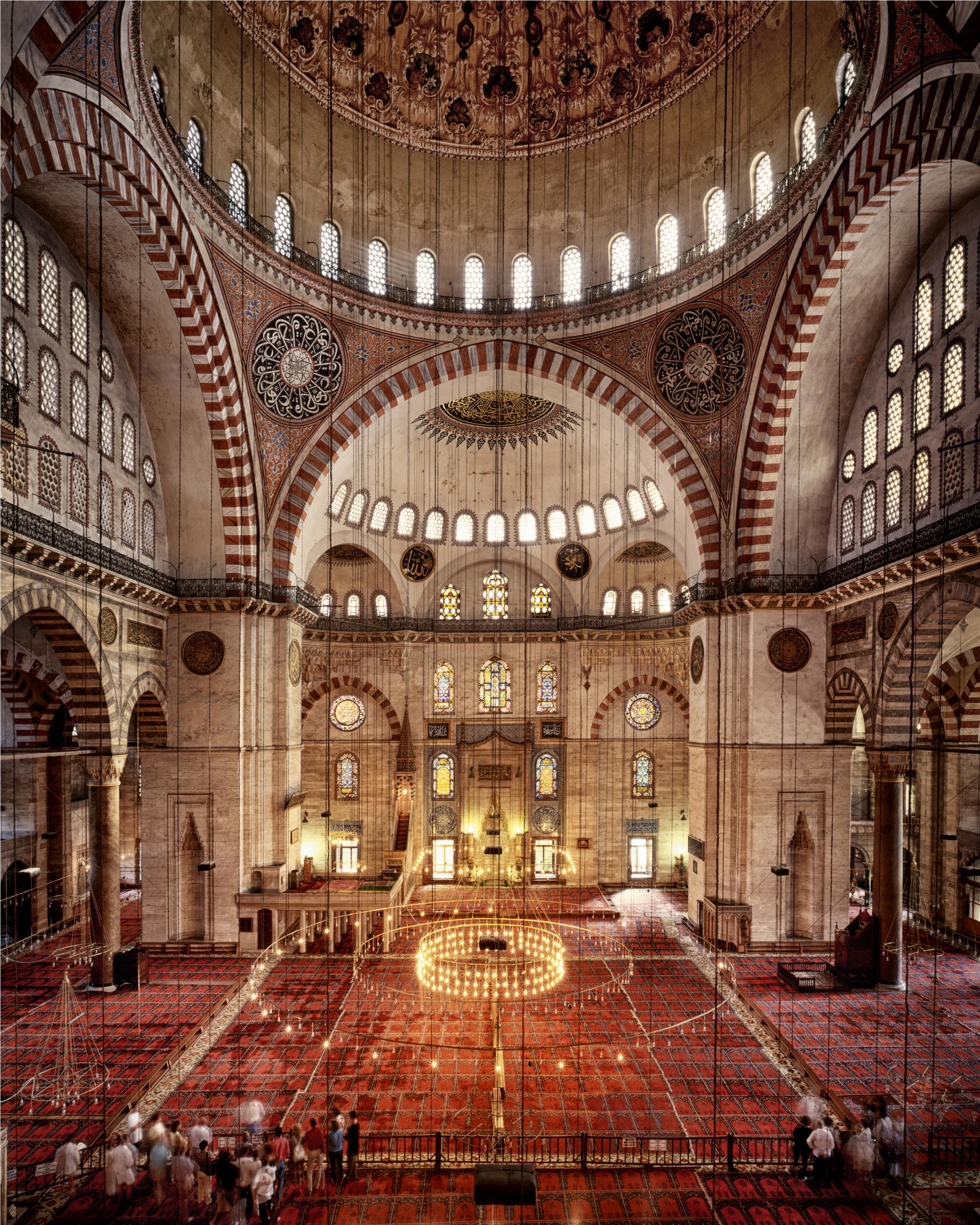 Mosque - Instanbul, Turkey 1999