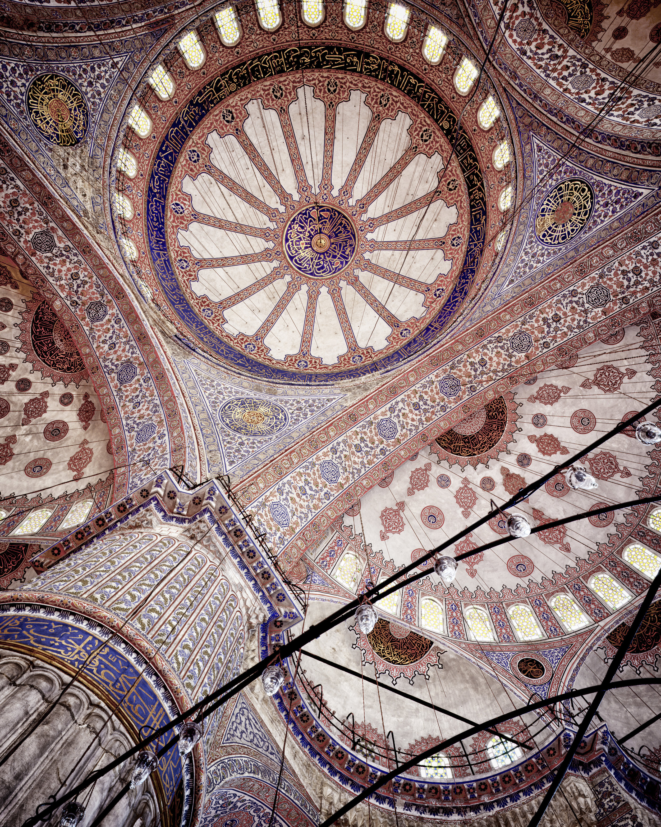 Sultan Ahmed Mosque - Istanbul, Turkey 1997