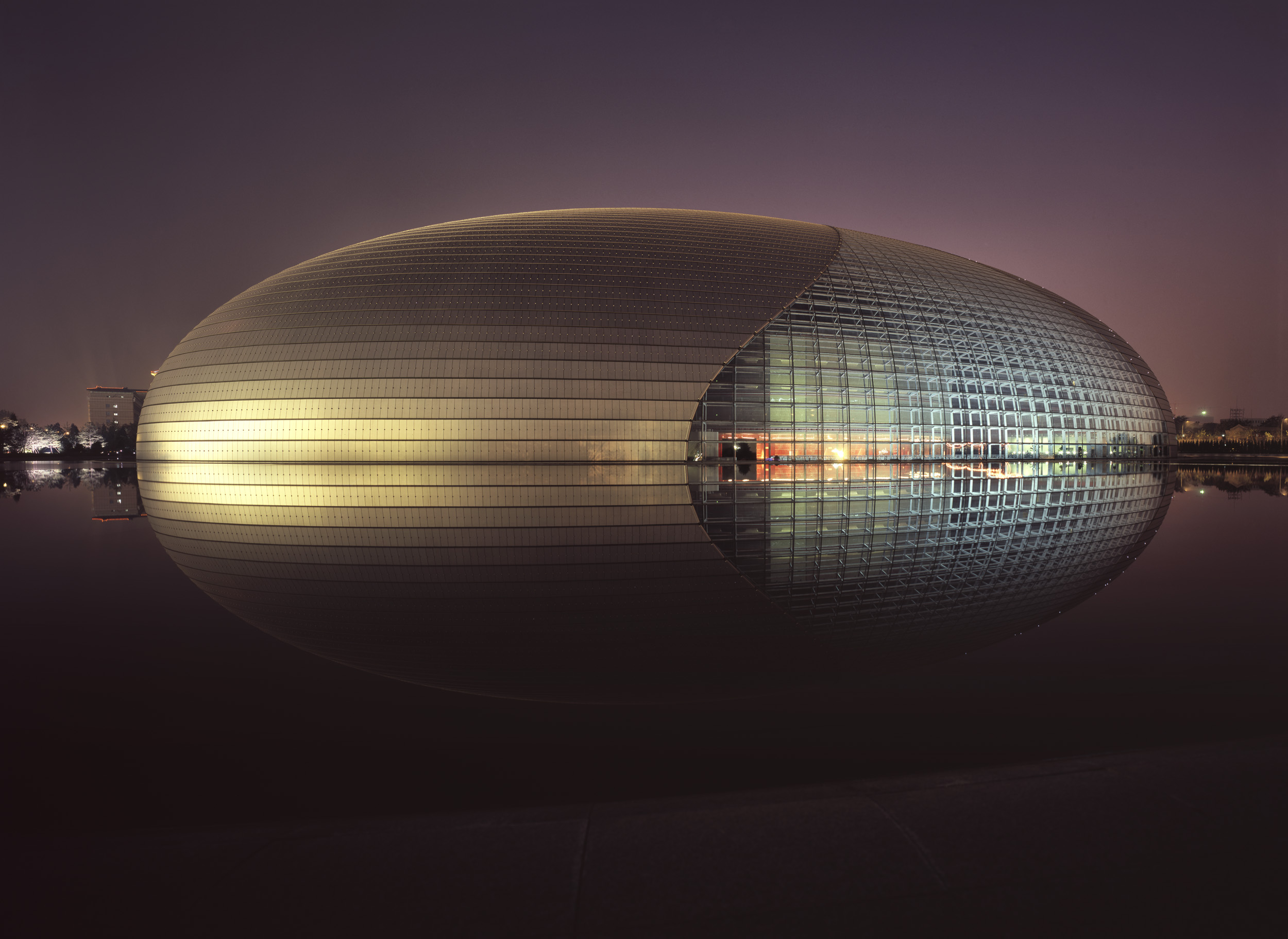 Opera House - Beijing, China 2001