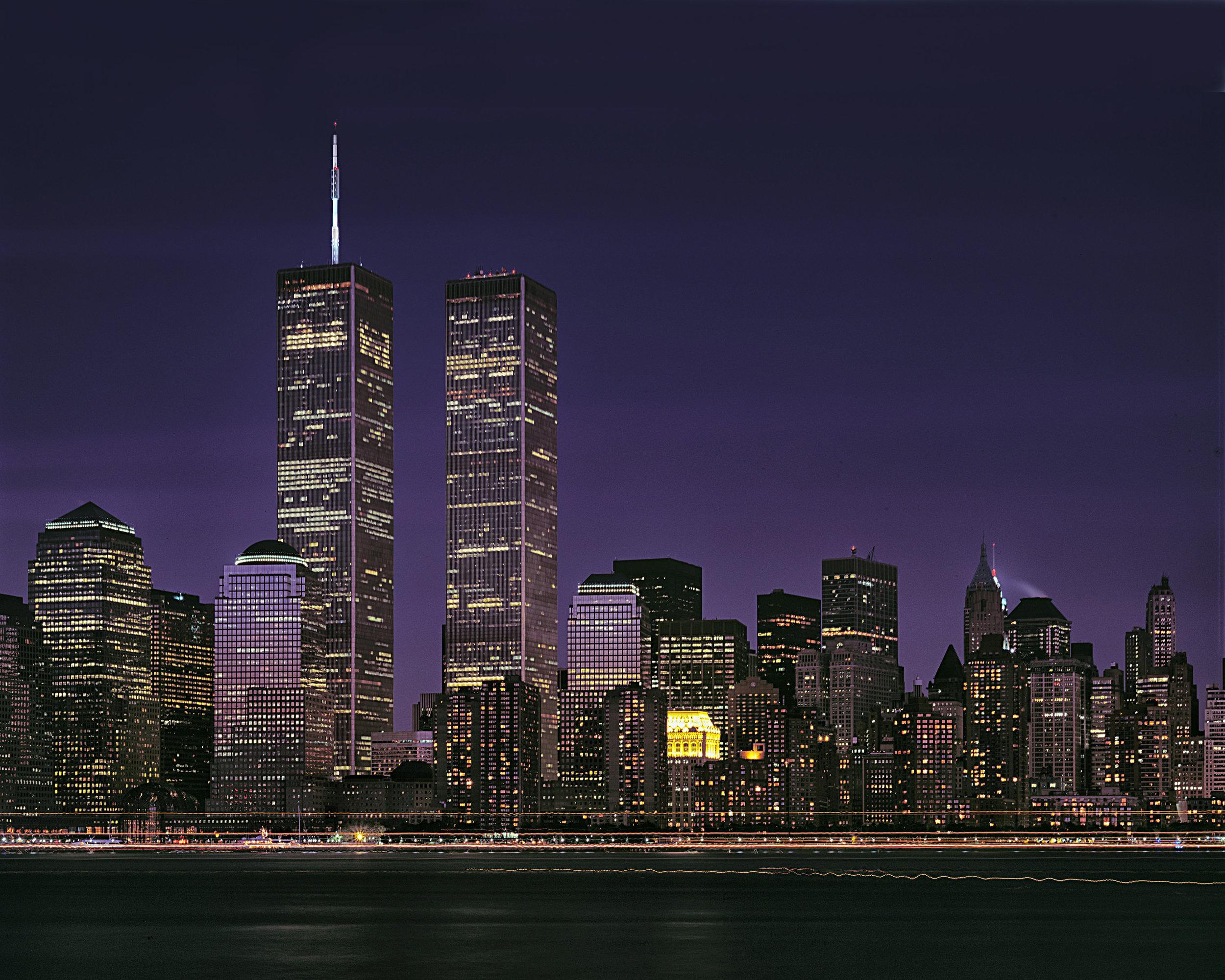 Twin Towers - NYC, USA 1998