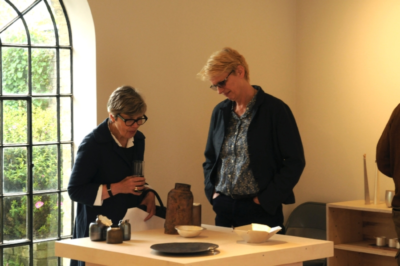 Simone ten Hompel at Fen Ditton Gallery