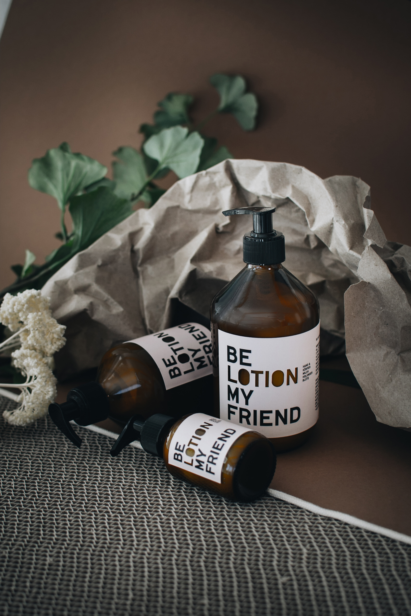 BE LOTION