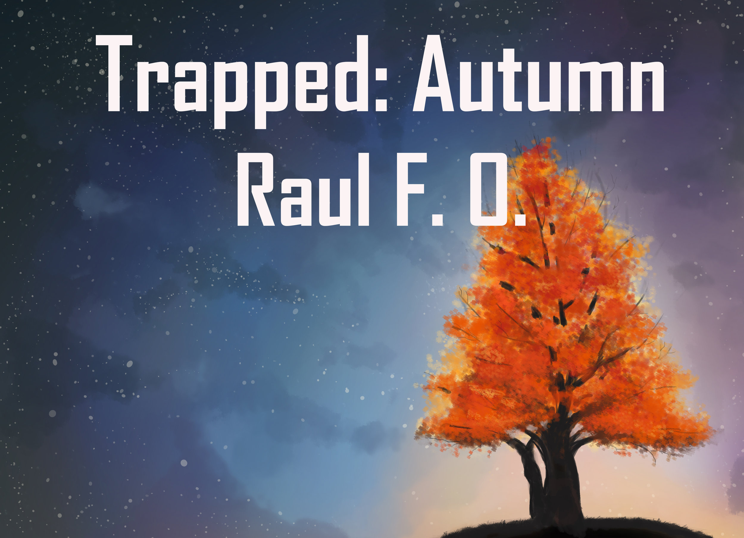 Trapped: Autumn Desktop Wallpaper