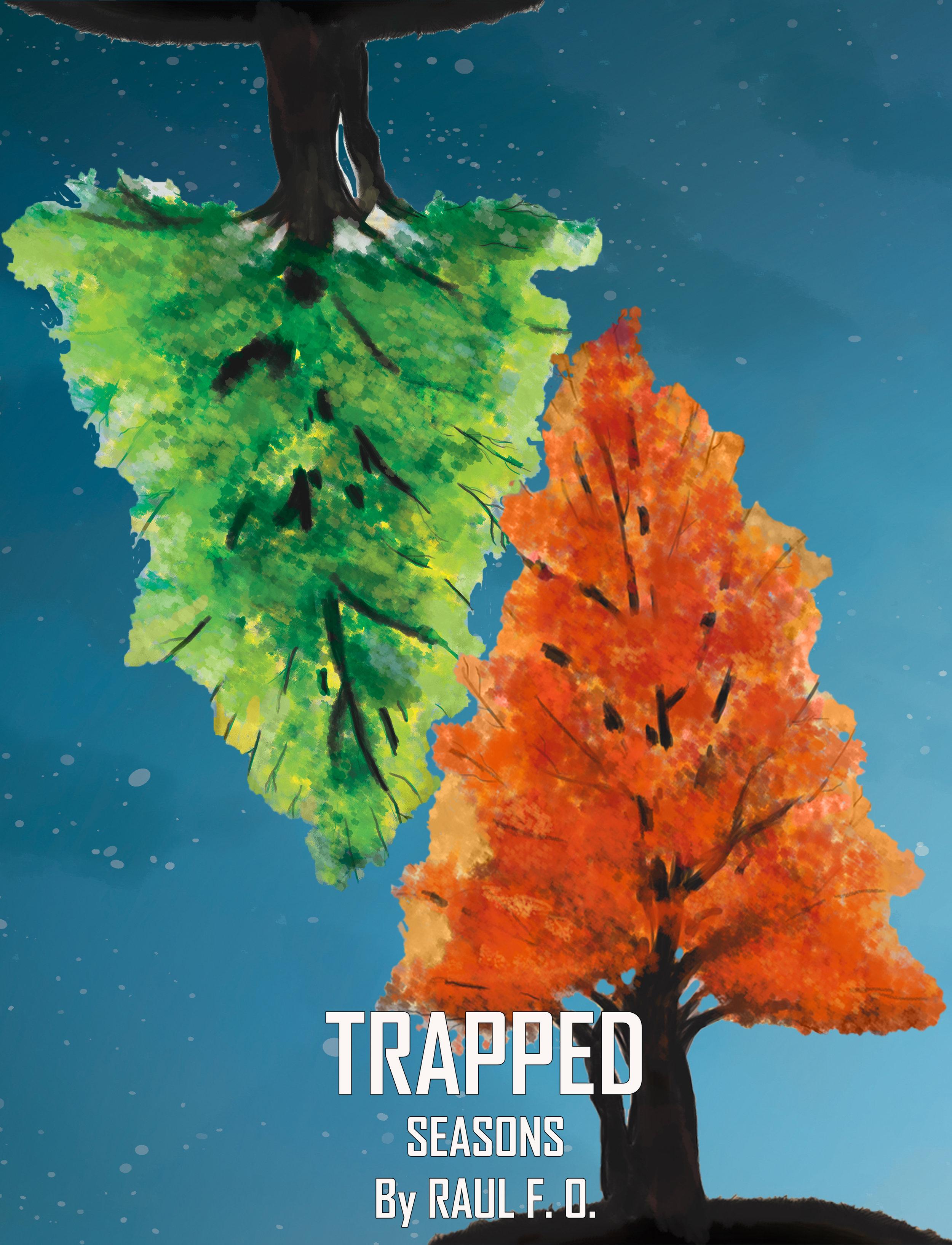 Trapped: Seasons Smartphone Wallpaper