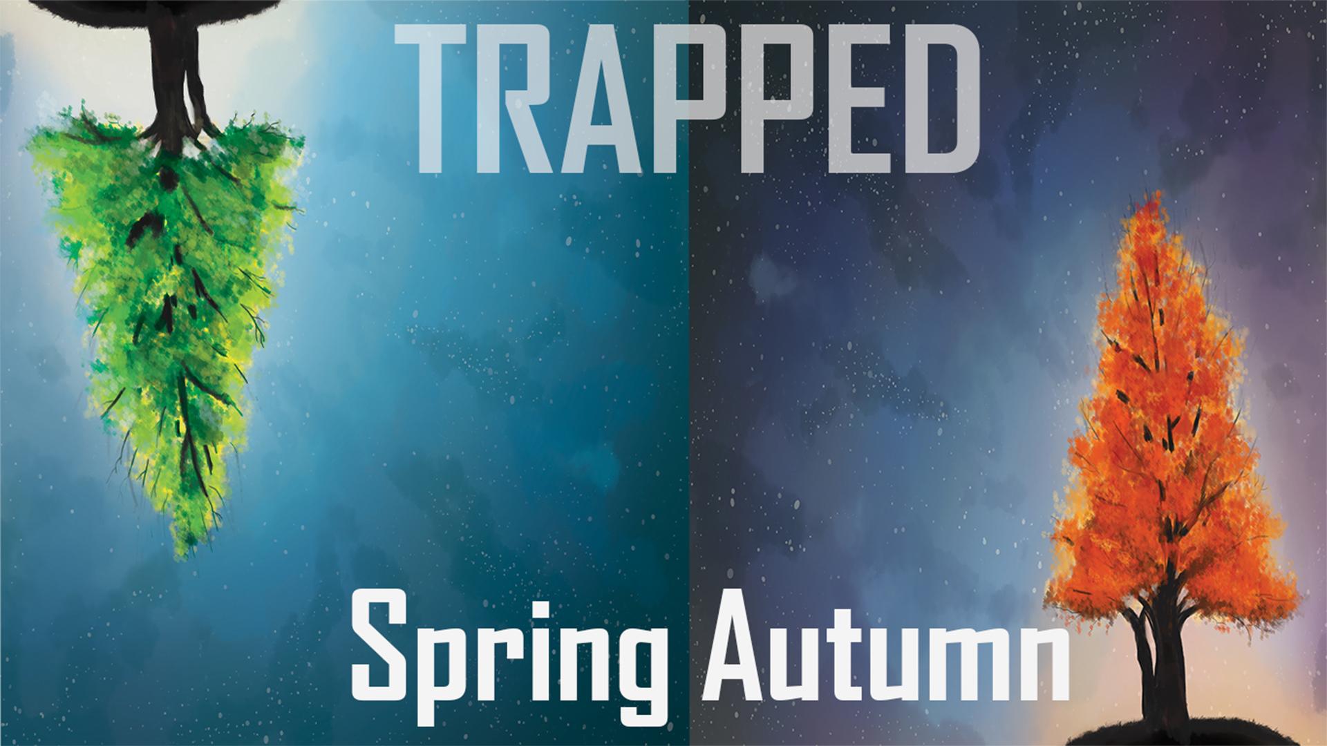 Trapped: Seasons Desktop Wallpaper