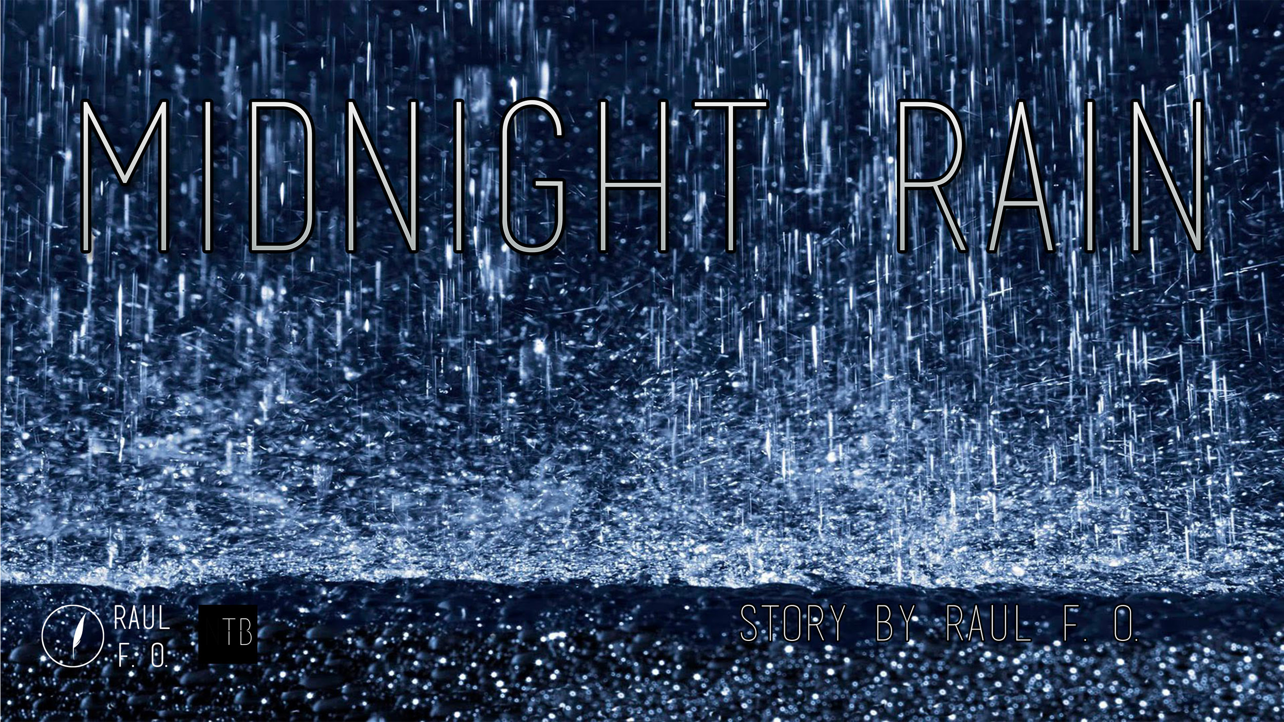 Midnight Rain — Author Raul F  O