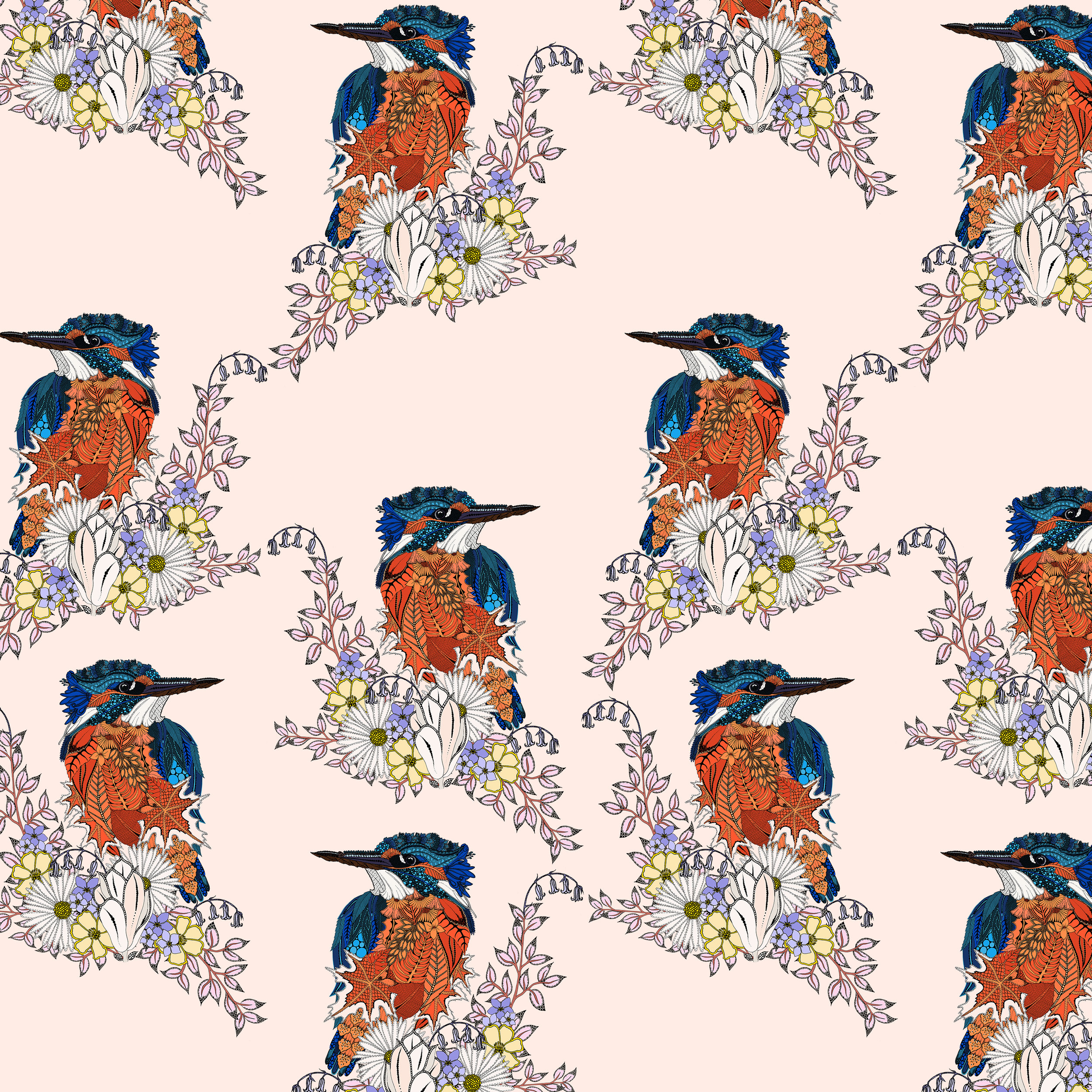kingfisher repeat