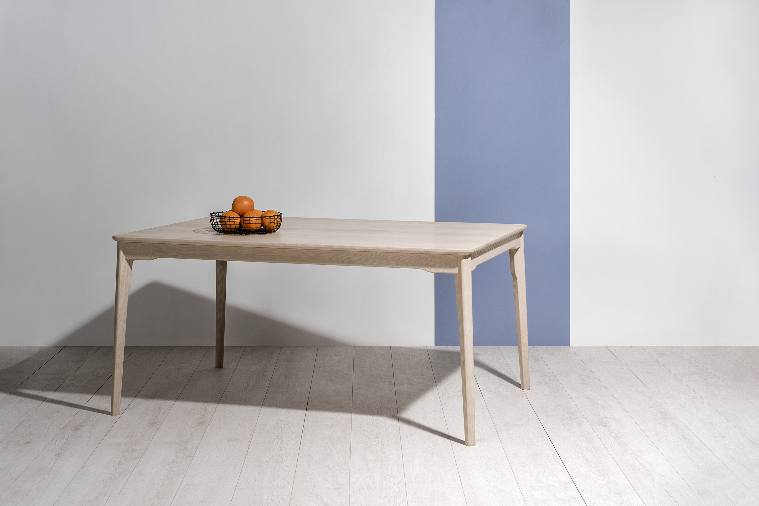 Klip Dining Table Timber Top