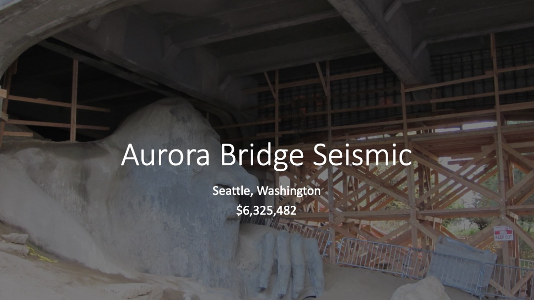 Aurora Bridge Seismic