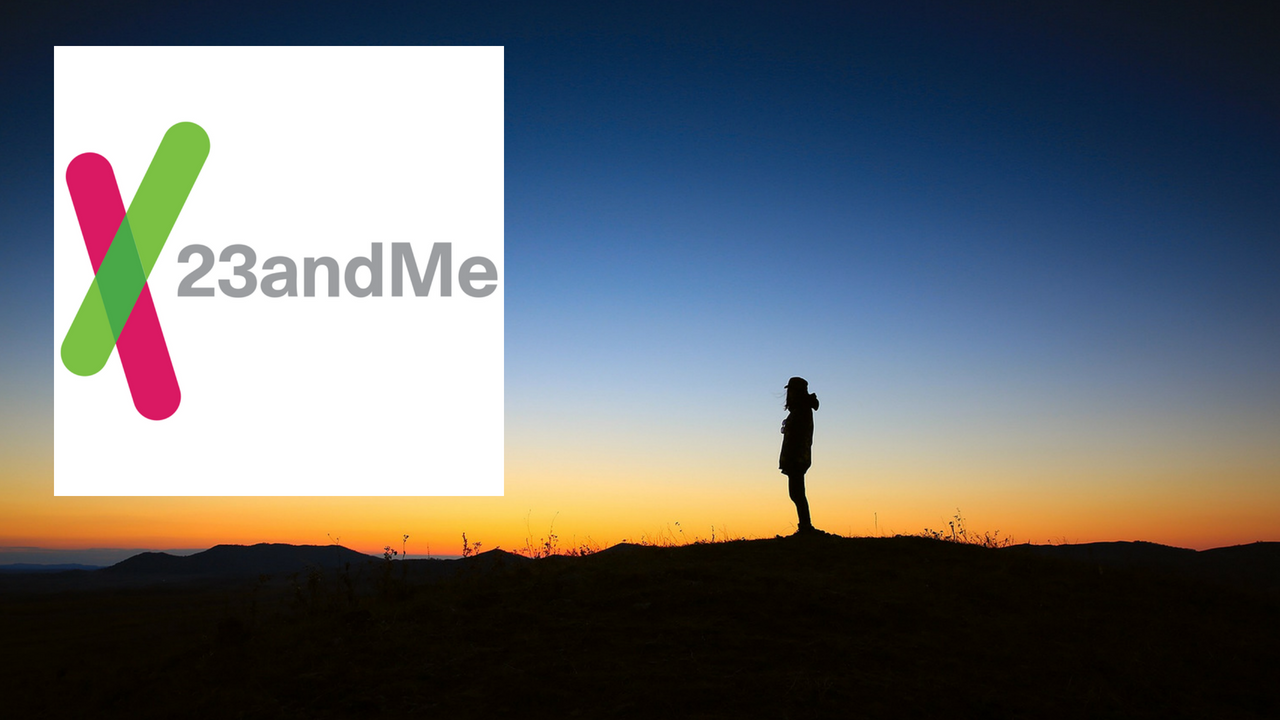 23andMe - -Most well known company for genetic testing-Does Ancestry and Health-Provides reports on health, wellness, genetic traits, and more.-Does not provide advice so most people seek out ways to process the genetic data into different reports. This is an added expense