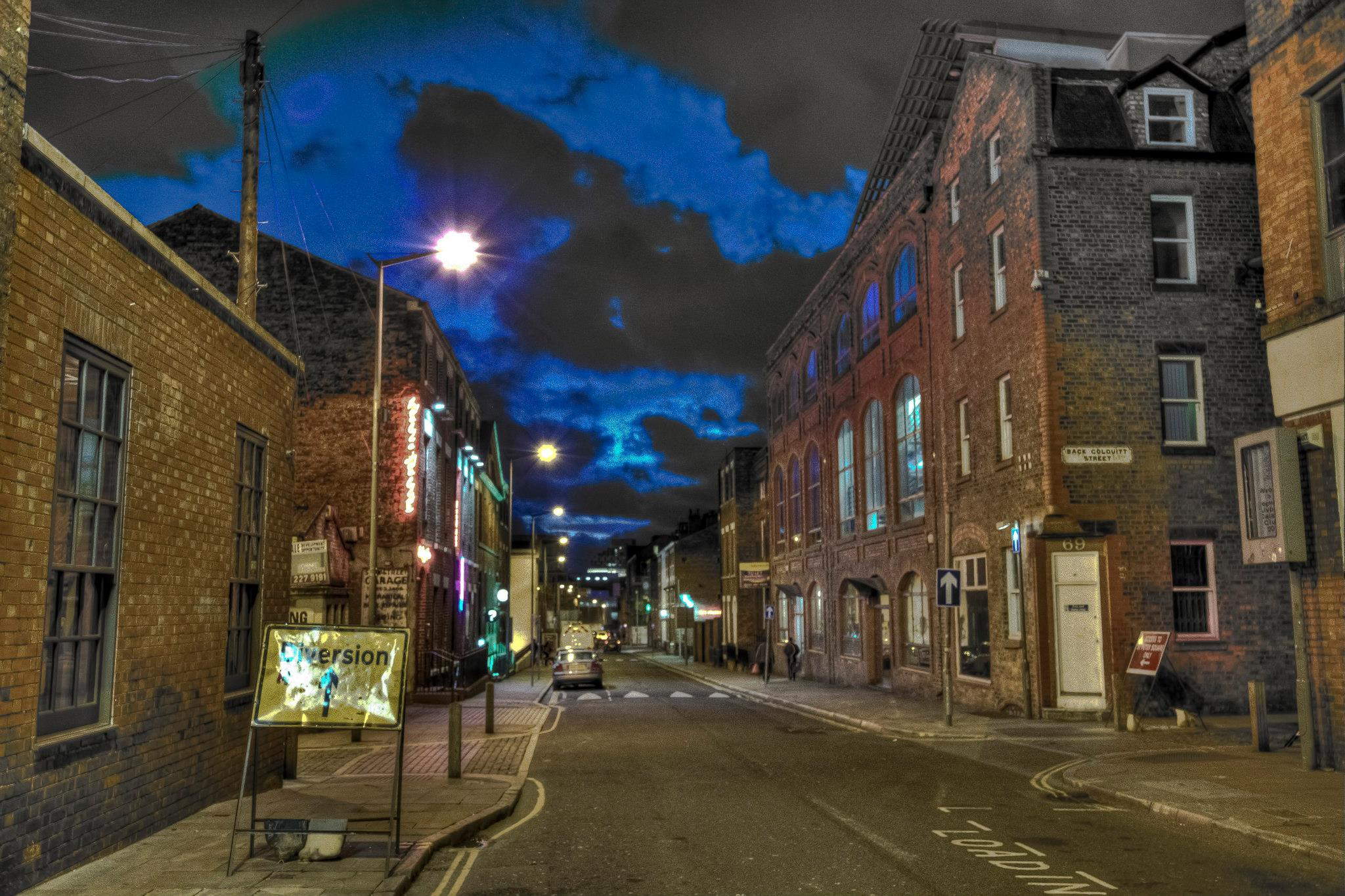 HDR Photography, Liverpool City Centre