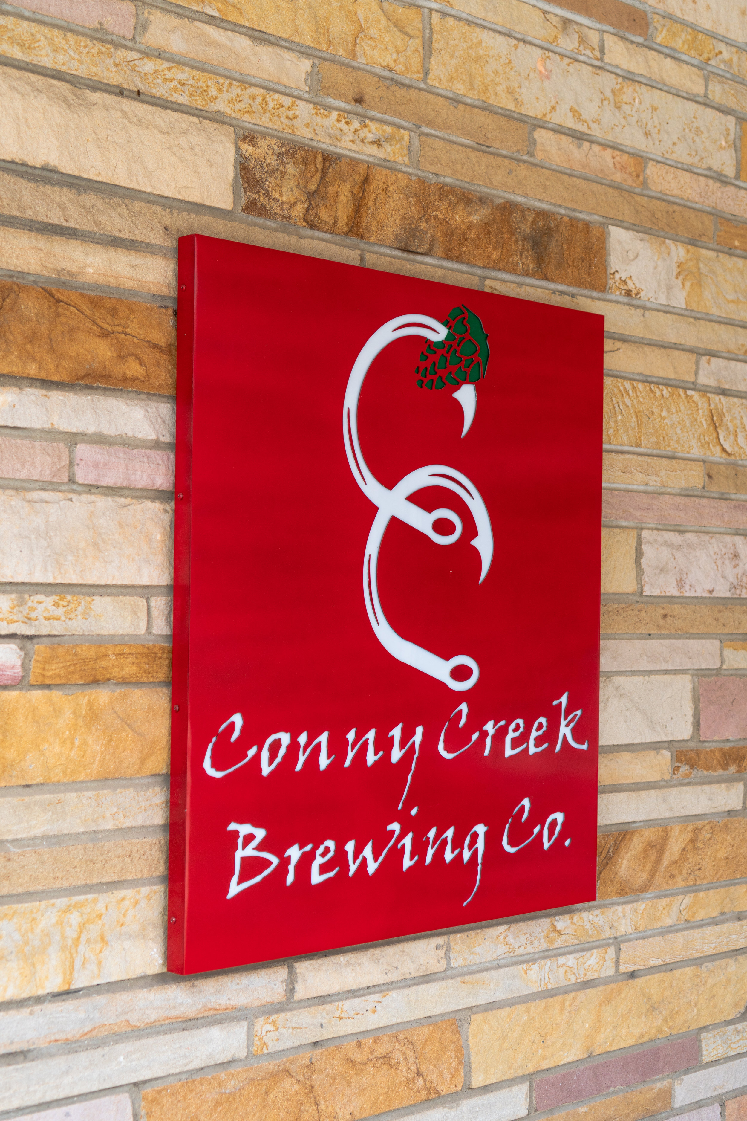 ConnyCreekBrewing_Sign