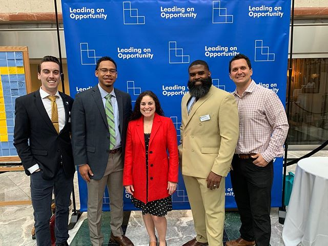 We were thrilled to be invited to be part of the @opportunityclt Lead on Opportunity community event this morning! MVMT founder @thisisjondavis was honored as an Opportunity Champion, and we were grateful to have the chance to connect with so many of our partners and meet leaders making a difference in Charlotte.  #OpportunityCLT #DayofOpportunity #OpportunityAmbassadors #OurChildren2019 #TheirFuture #OurCommitment #community #gotogether #cltnc #clt #change #access #opportunity #leadership #whatmovesyou @khaleel.loyd @jefordnctoy @curlygnat @loydvisuals