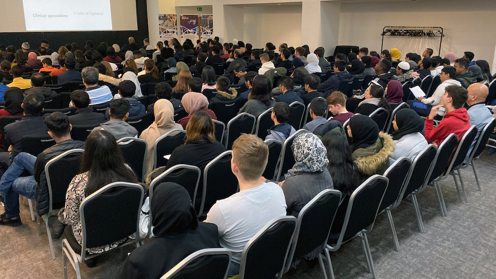 THIS IS OUR SOLD OUT  OVERSUBSCRIBED  MANCHESTER SEPTEMEBER 2019 CONFERENCE