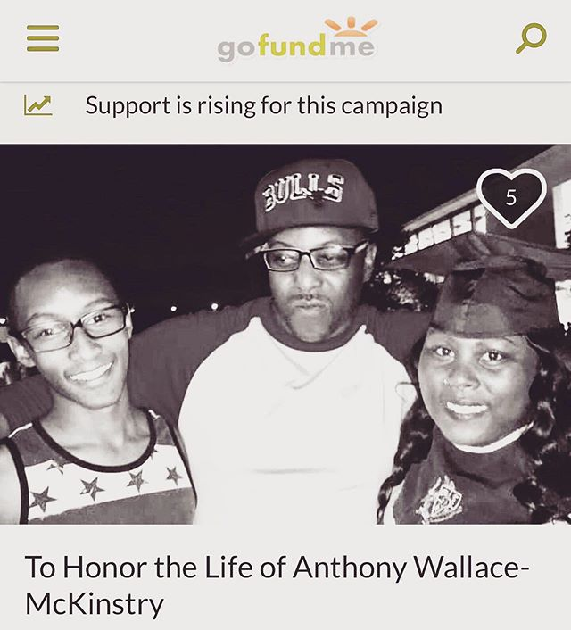 Our Young Athletes 4 Change family and the city of Stamford CT join together in response to the tragic shooting of local resident, Westhill High School graduate and father of 2, Anthony McKinstry. . Together we can support his family and loved ones fundraise memorial costs to rightfully honor and pay tribute to one of our very own community members. 🔸CLICK THE LINK IN BIO🔸 . Its time to unite, to heal and to shed light on the power of our community.  Together, we can end gun violence.  Let's finish off #GunViolenceAwarenessMonth strong and safe. . . . #StopShootingStartLiving #JusticeForAnthony #EndGunViolence #DogpoundTheLegendary