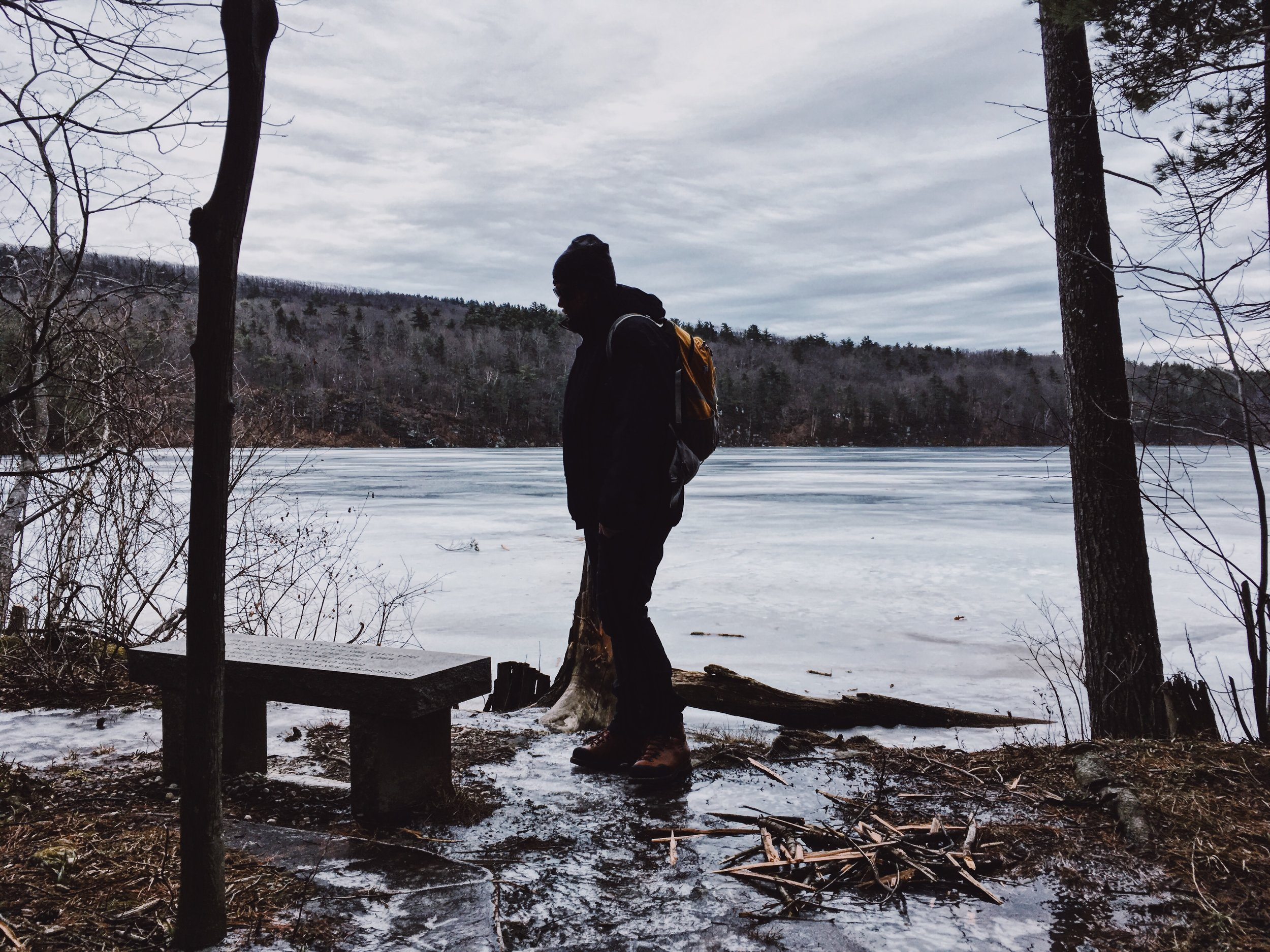 colchester-pond-vermont-randonnee-expedition-canine