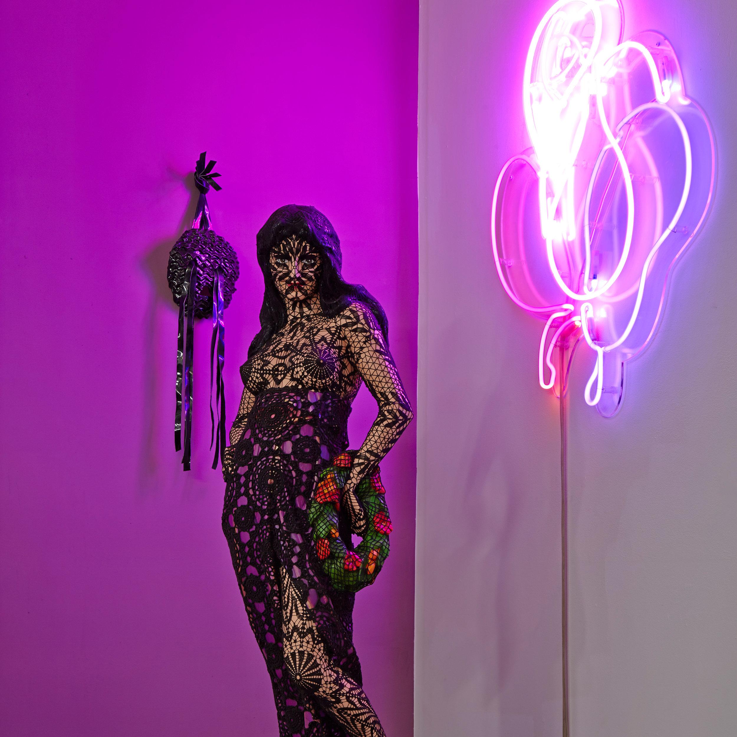 The Violet Crab at DRAF - GALLERY GUIDEDavid Roberts Art Foundation, London, UK