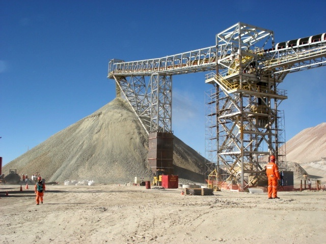 Construction start
