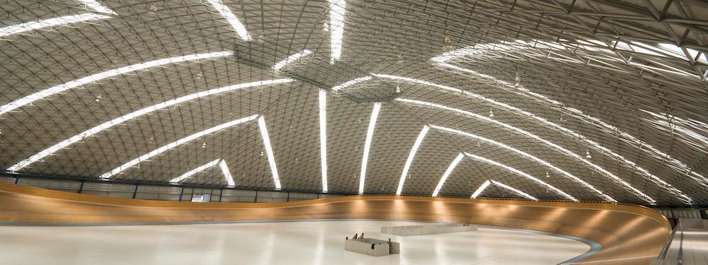 Velodrome, 120m x 80m, Mexico City