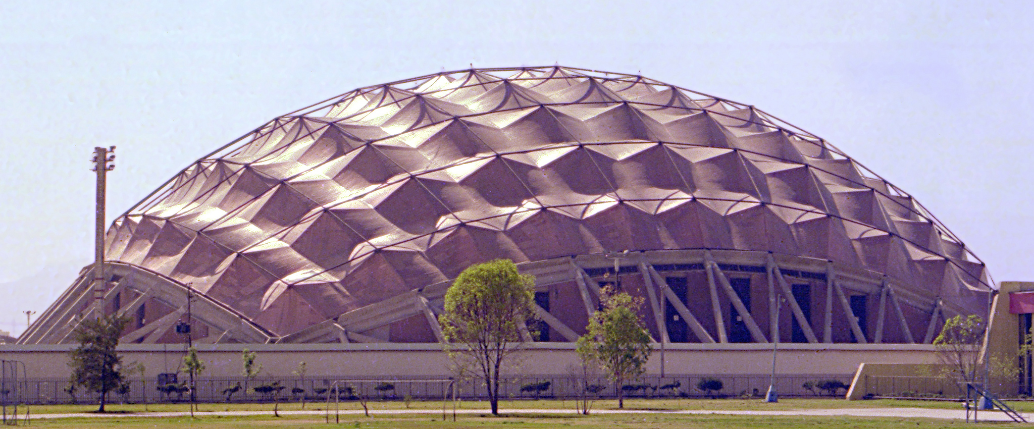 Palacio de los Deportes, México