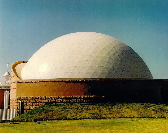 Museo Descubre, en Aguascalientes, México.