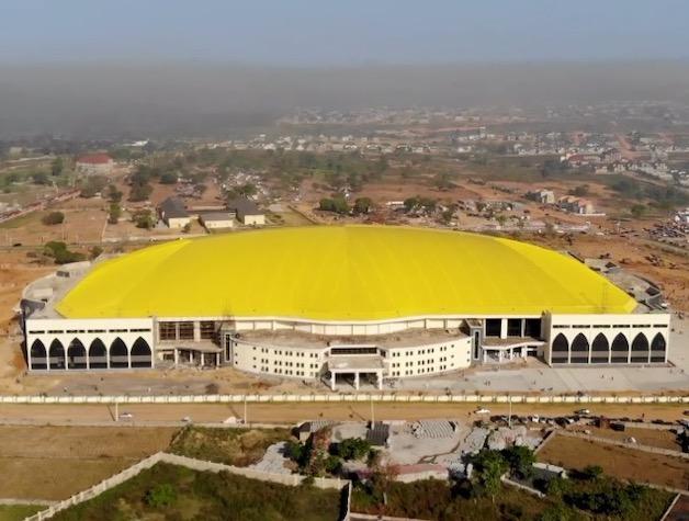 228m, Iglesia Glory Sanctuary, Nigeria
