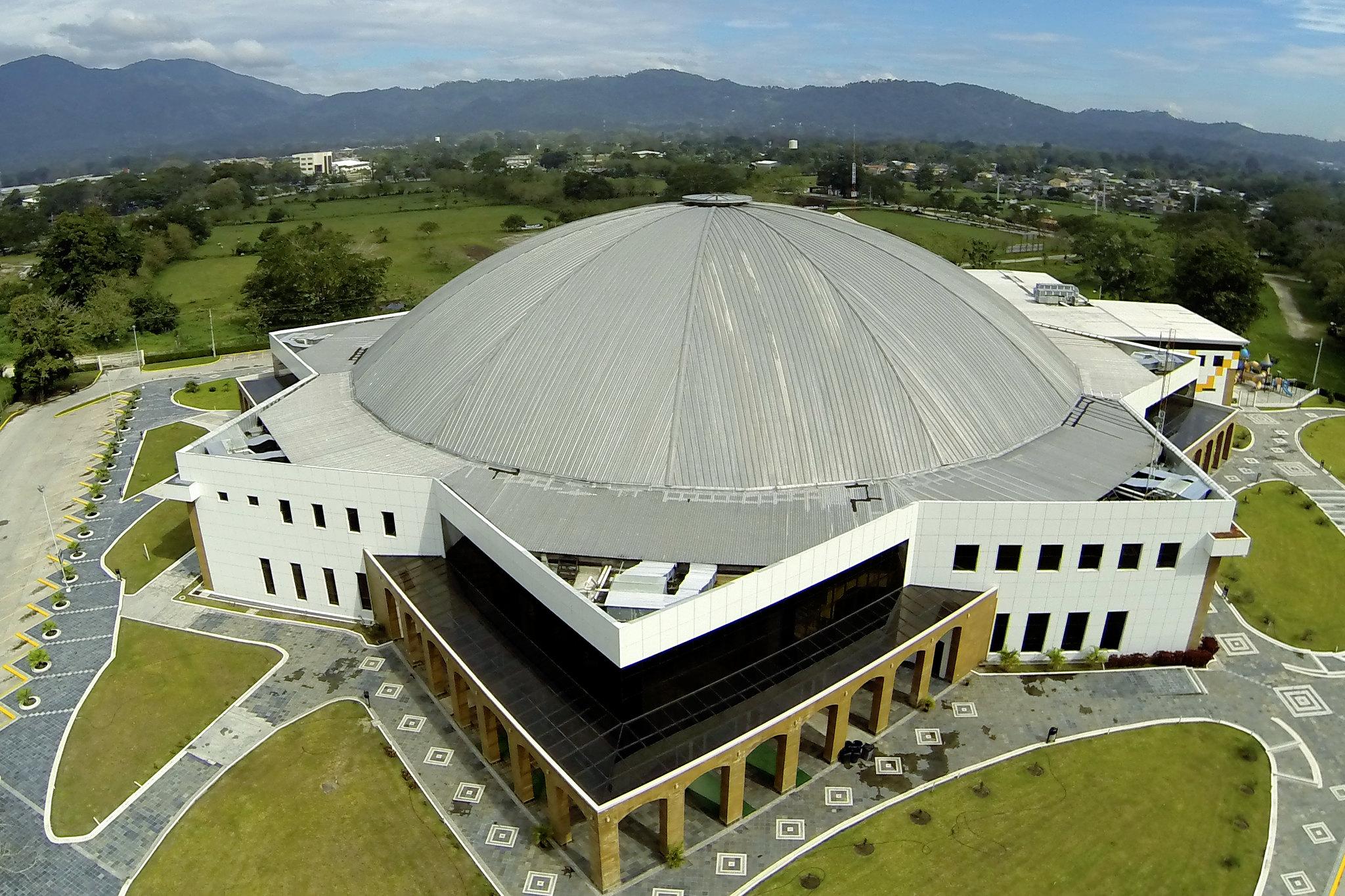 Iglesia Ebenezer, San Pedro Sula, Honduras