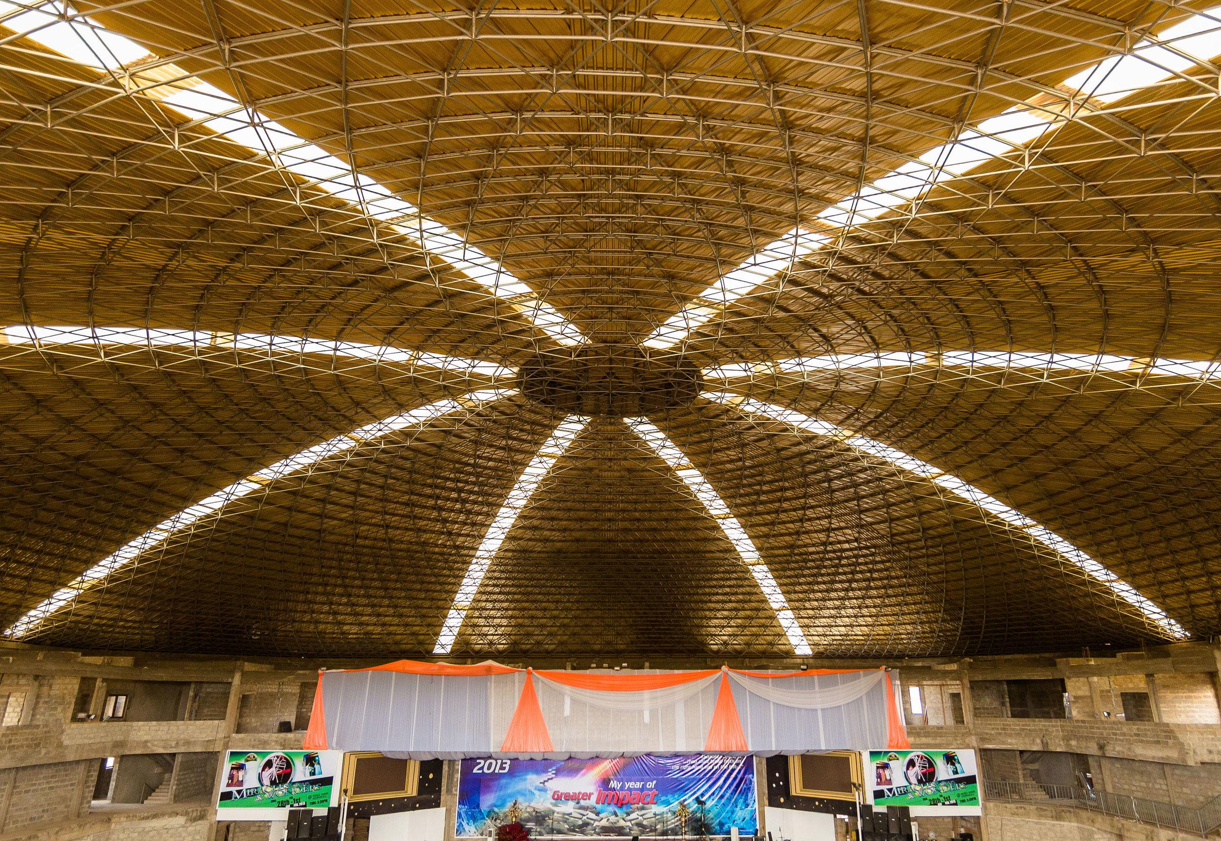 Perez Dome, Accra, Ghana