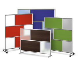 Room Dividers & Privacy Partitions