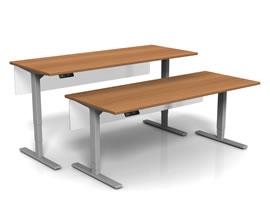 HighRise™ Sit Stand Desks