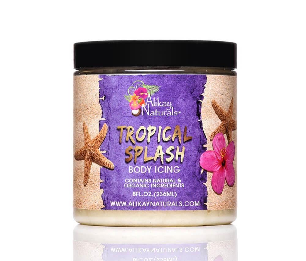 Alikay Naturals,  Tropical Splash Body Icing
