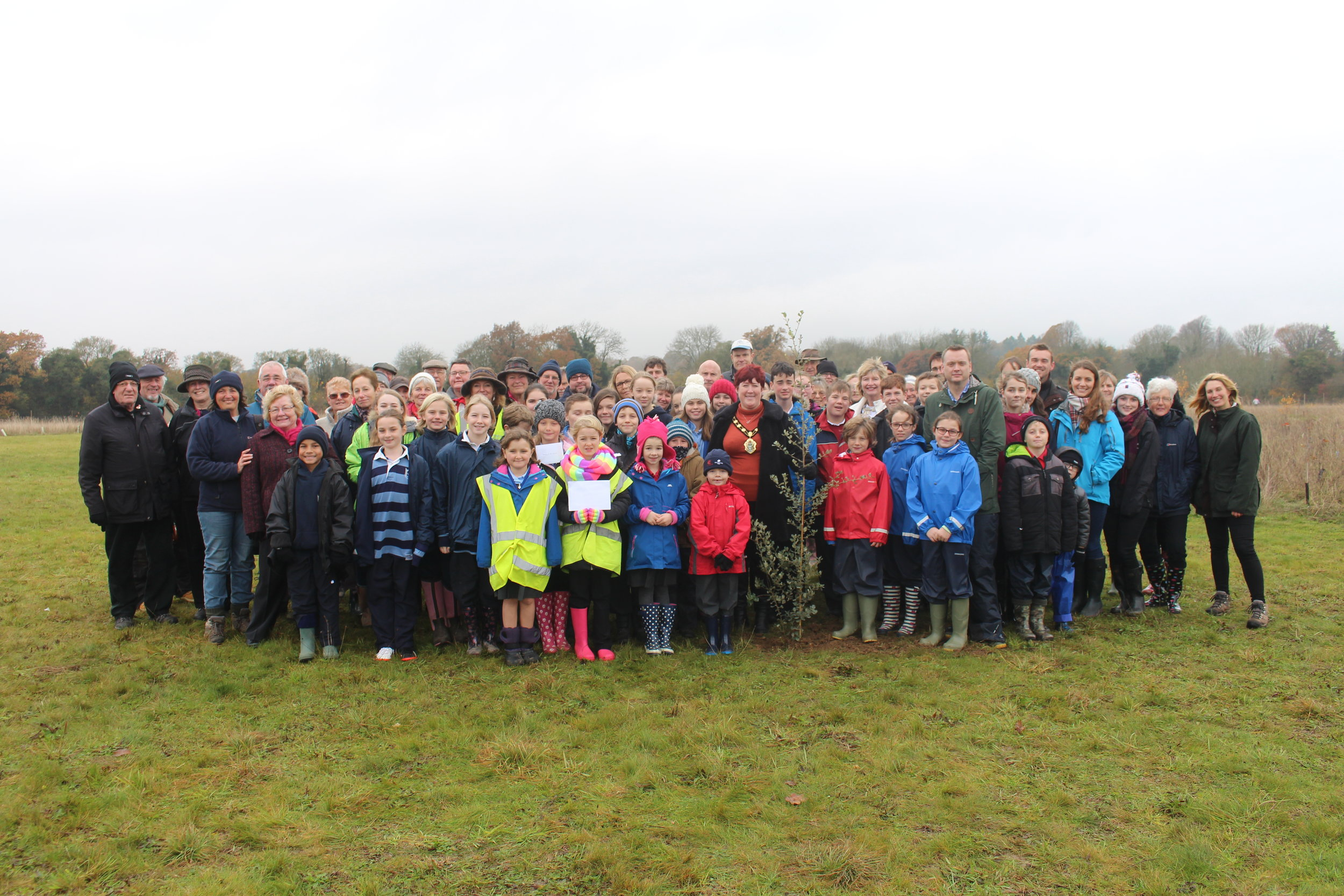 Birthday Tree Planting Nov 2016.JPG