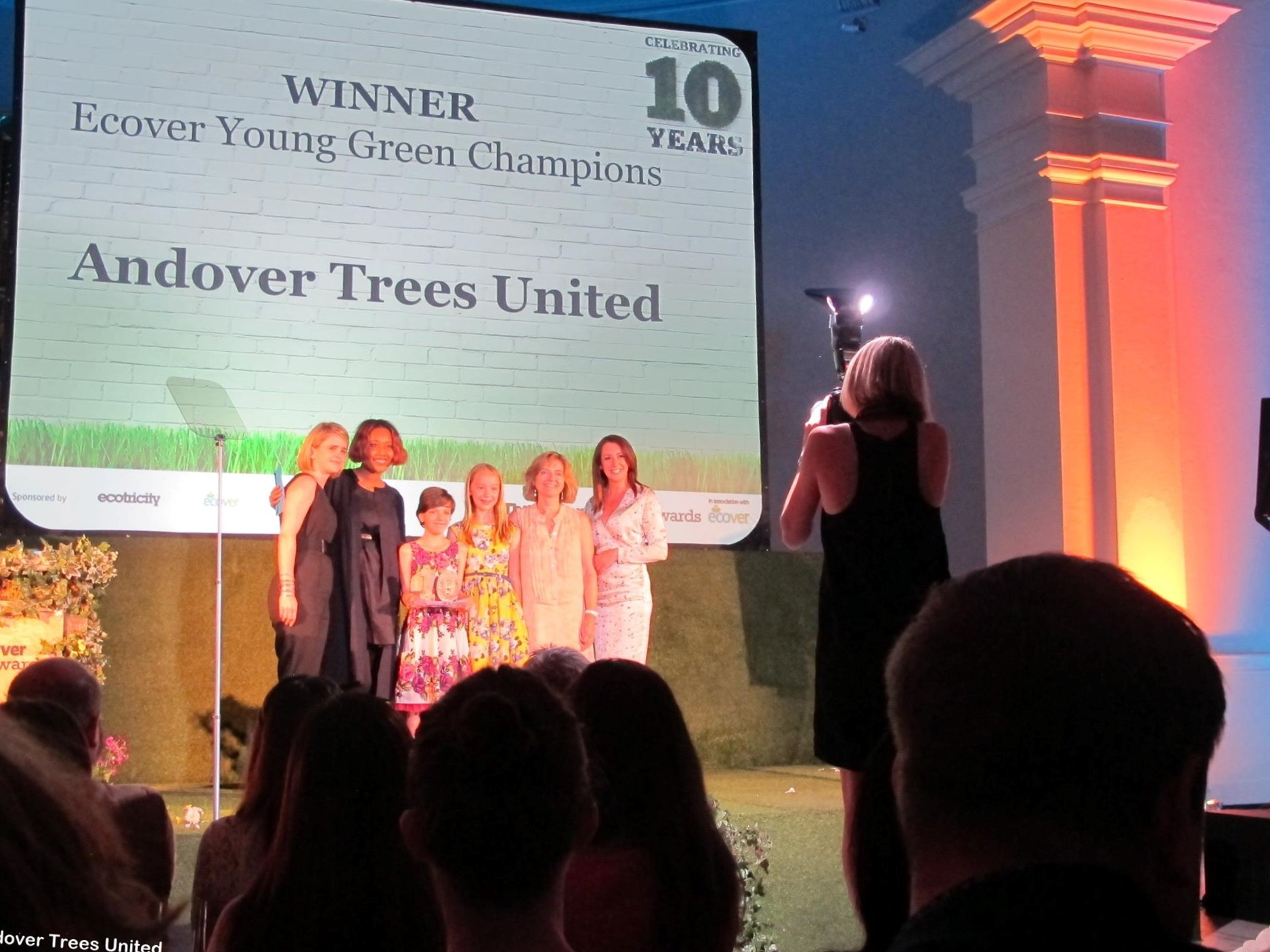 2015 Guardian Observer Ethical Awards WINNER Young Green Champions.jpg