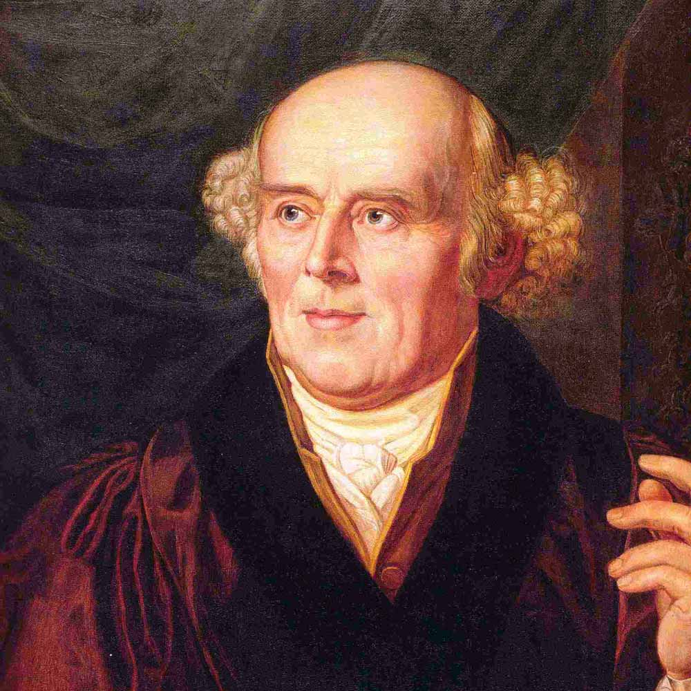Samuel Hahnemann - Father of Homepathy