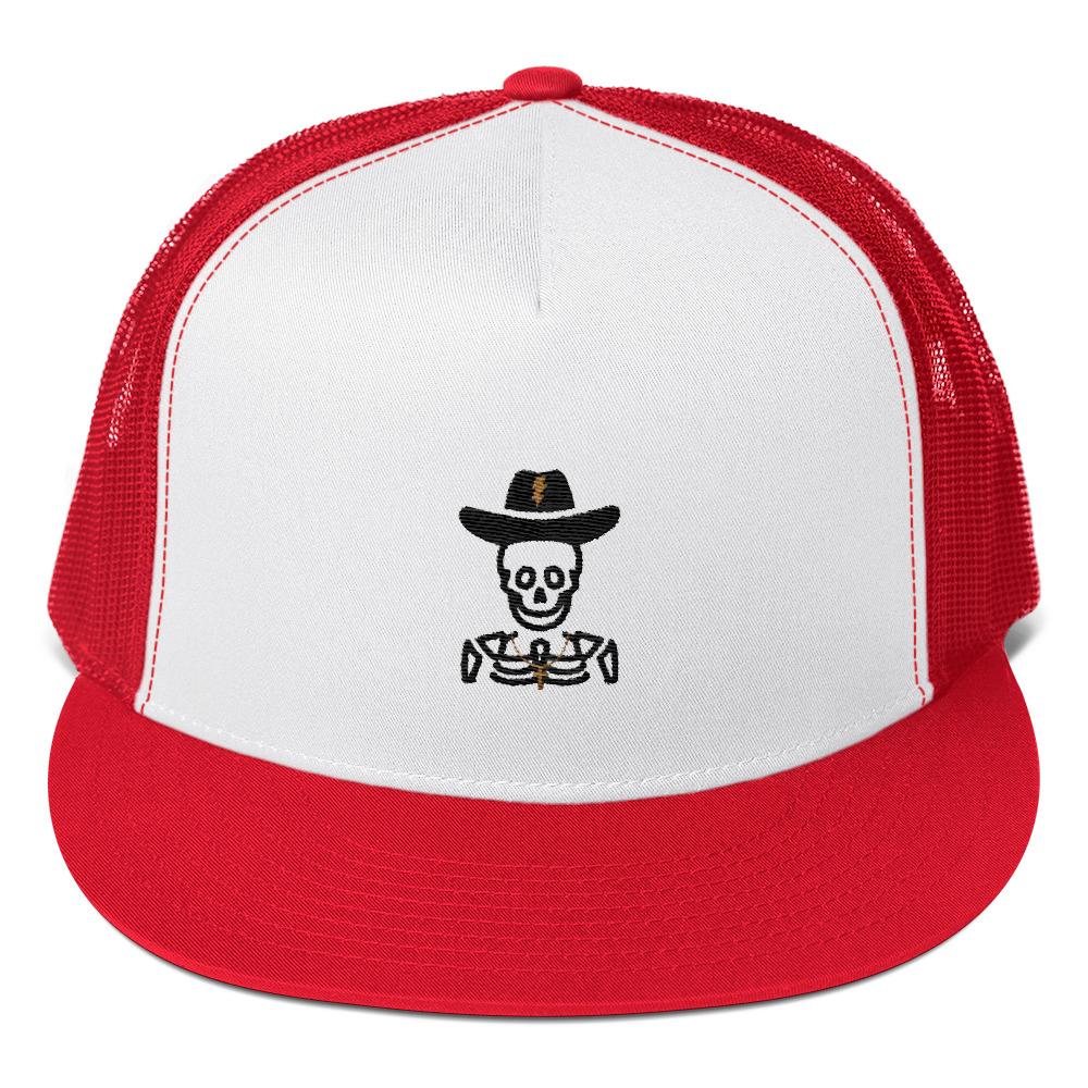 Lightning Rider Retro Trucker Hat