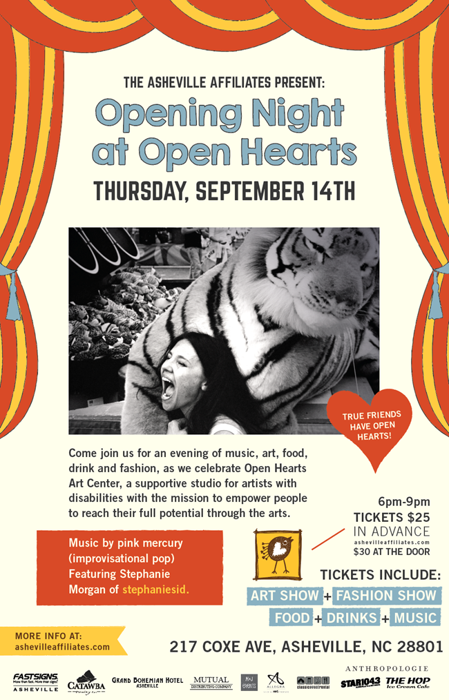 Open Hearts  |  $5,500+ Raised