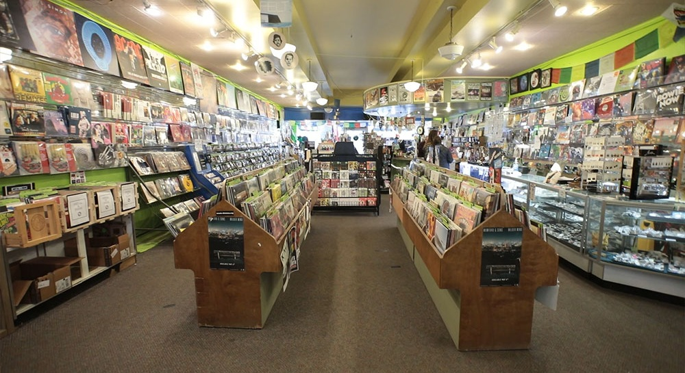 Cactus Records  in Bozeman, MT