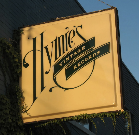 Hymie's Vintage Records: An incredible record store in Minneapolis owned by Laura and Dave, everything you want in your record store owners.