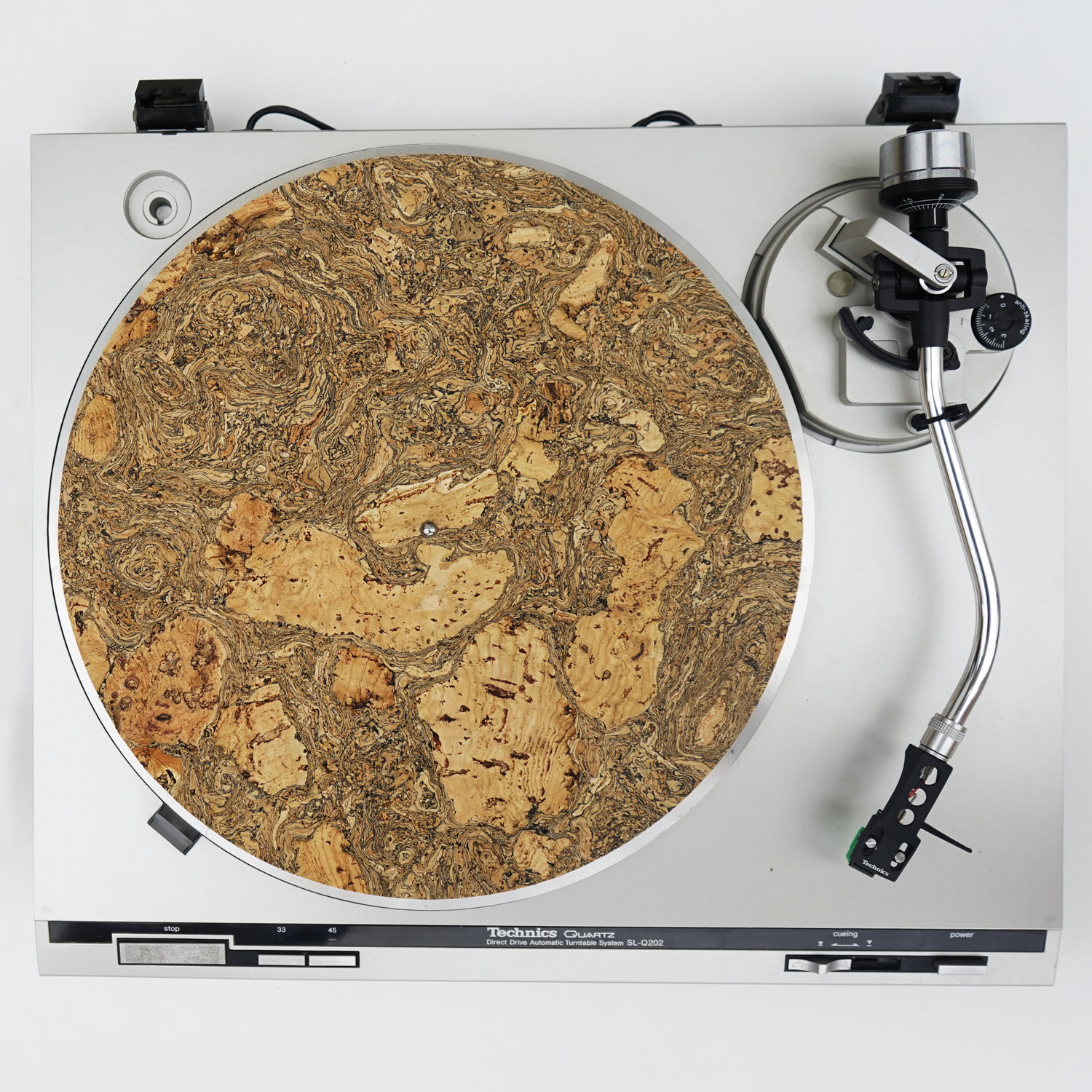 Beautifully interesting slipmats by Full Force Hifi now available through Deep Cut