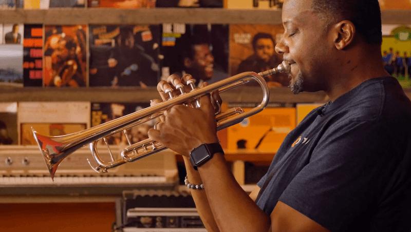 Sean Jones: Jazz teacher and practitioner